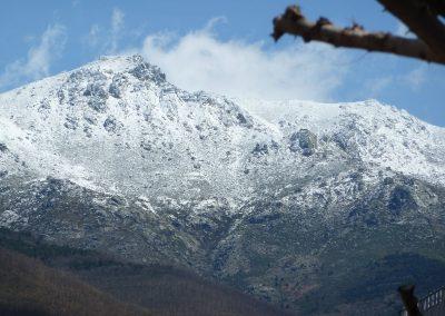 Ruta al pico Pinajarro